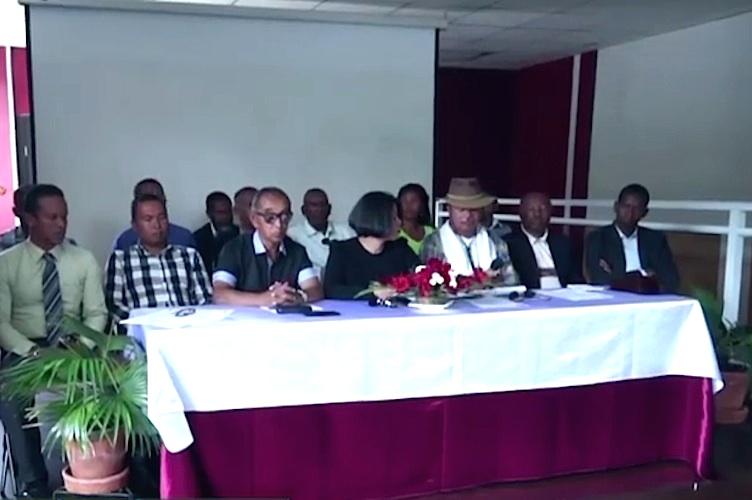 La solidarité syndicale à Madagascar va tenir une manifestation
