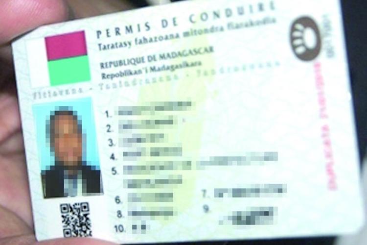 Prix Carte Grise Madagascar.Les Vrais Permis Et Cartes Grises Biometriques Arrivent