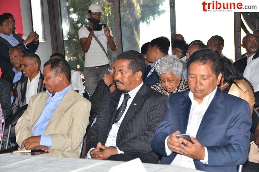 Madagascar Tribune : Marc Ravalomanana - Pas encore totalement libre