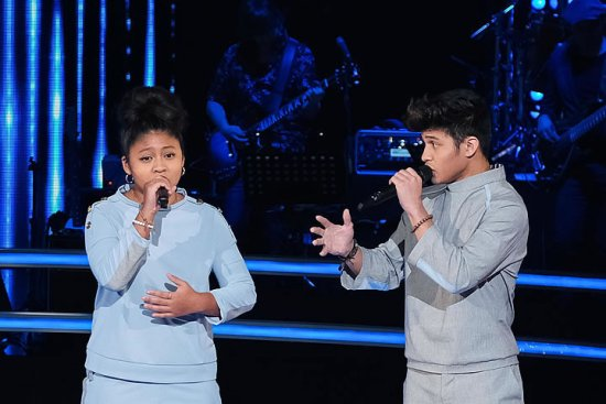 LudySoa et Nathan - TF1 The Voice 2020 - Les battles